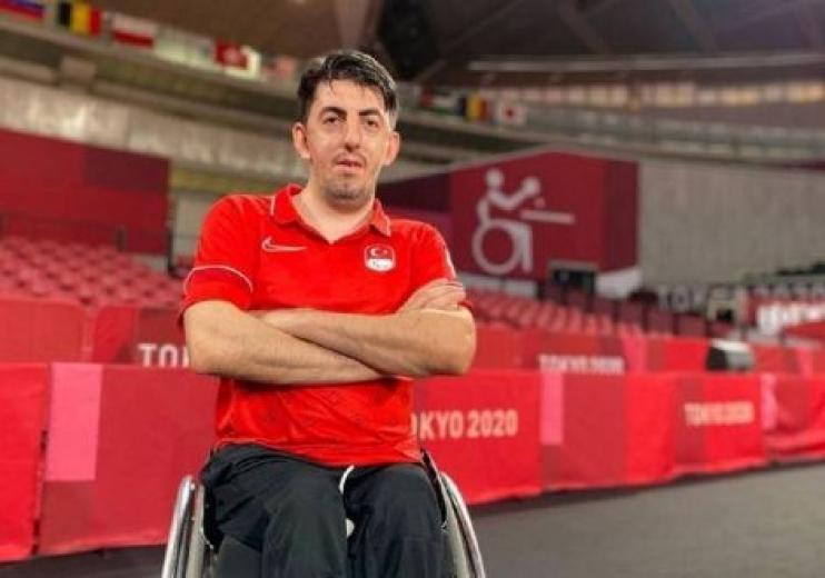 Abdullah Öztürk olimpiyat şampiyonu oldu!