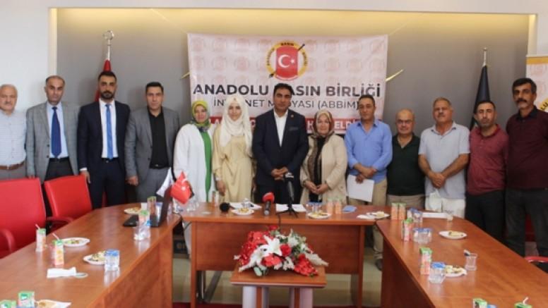 Anadolu Basın Birliği İnternet Medyası 1. Olağan Kongresini gerçekleştirdi.