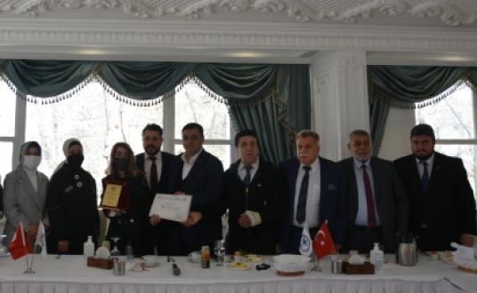 Doğu Güneydoğu Kültür Sanat Derneği Marmara Bölge Başkanlığı Tanışma Programı..