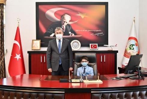 OSMANİYE VALİSİ DR.ERDİNÇ YILMAZ'IN