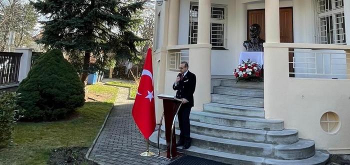 Egemen Bağış, Çek Cumhuriyeti'ndeki şehitliklerimizi anlattı