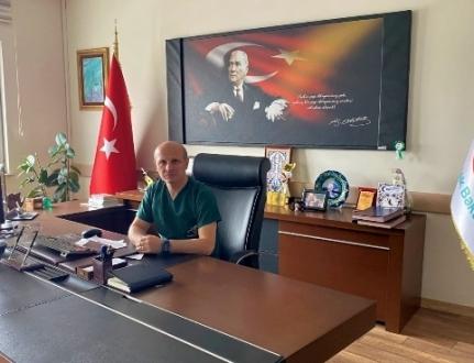 Eskişehir Yunus Emre Devlet Hastanesi Baş Hekimi Dr. Mustafa Karagülle