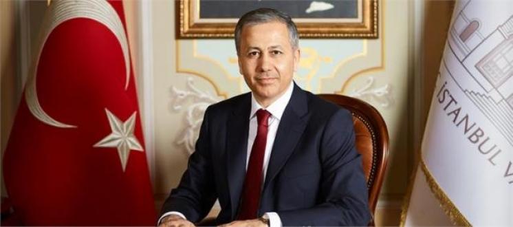 İstanbul Valisi Ali Yerlikaya'dan Susam anneye ziyaret ..