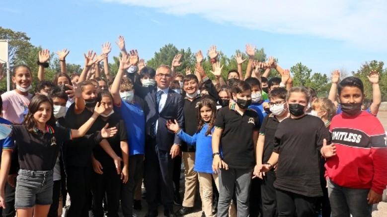 Maltepe'de 19 Eylül Gaziler Günü kutlandı