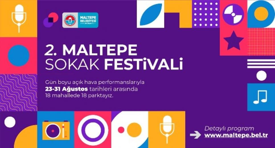 MALTEPE'DE FESTİVAL ZAMANI
