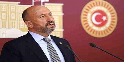 """AK Parti Çorum Milletvekili Erol Kavuncu'dan """"Çorum Valisi Mustafa Çiftçi'ye tam destek"""""""