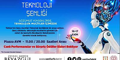 Şanlıurfa Büyükşehir Belediyesinden gençlere