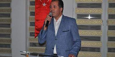 Sarıcakaya Belediye Başkanı Hüseyin Çam'ın kutlama mesajı
