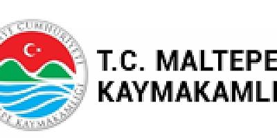 T.C MALTEPE KAYMAKAMLIĞI  BASIN AÇIKLAMASI (2021-1)