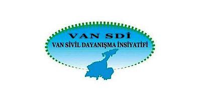 Van Sivil Dayanışma İnisiyatifin'den önemli açıklama