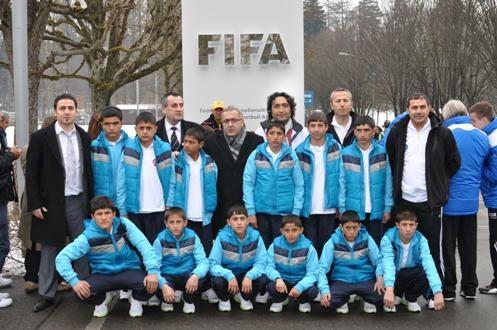 """UYAFA'dan """"UYAFA CUP 2022 Antalya mini dünya kupası"""" atağı"""